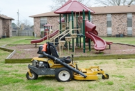 commercial lawn care and keep up lafayette la