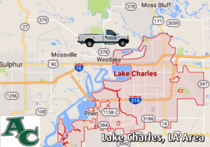 lake charles la area landscaping and lawn care