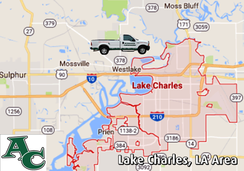 lake charles area lawn care and maintenance