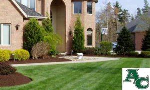 residential lawn care lafayette, la