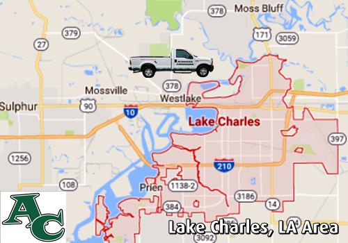 Lake Charles, LA Lawn Services