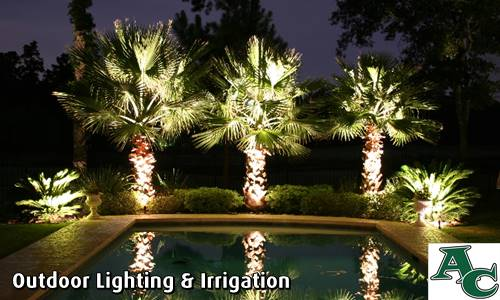 outdoor lighting & irrigation lafayette la